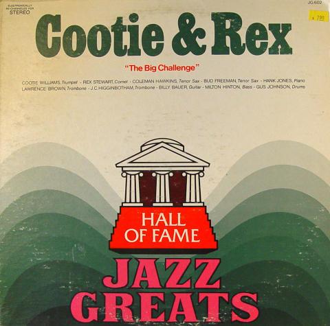 "Hall Of Fame: Jazz Greats Vinyl 12"""