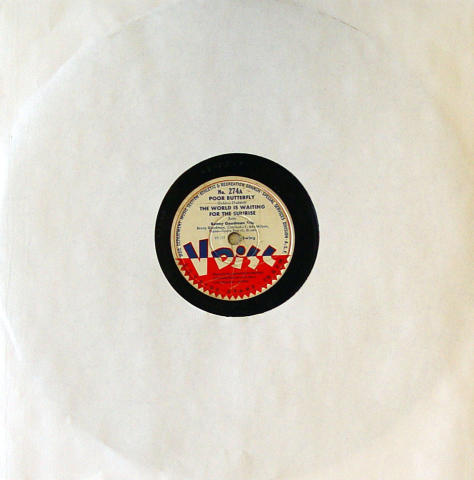 "Benny Goodman Trio / Lee Castle And His Orchestra Vinyl 12"""