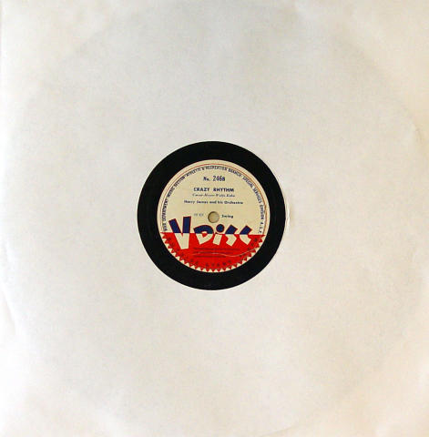 """Harry James and His Orchestra / Boyd Raeburn and His Orchestra Vinyl 12"""" (Used)"""