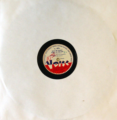 """Will Bradley And His Orchestra Vinyl 12"""""""