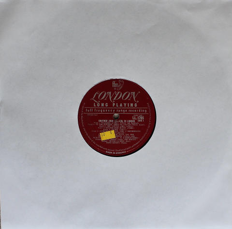Brother John Sellers Vinyl 12""