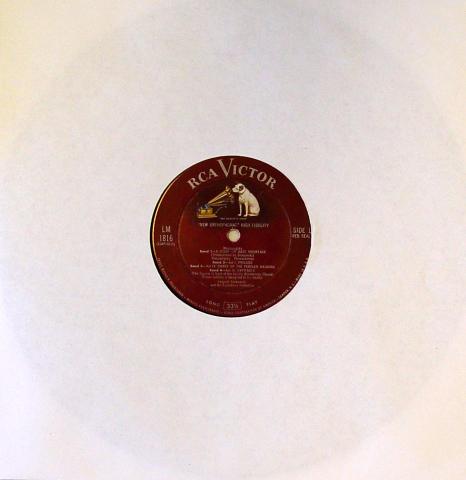 "Leopold Stokowski And His Orchestra Vinyl 12"""
