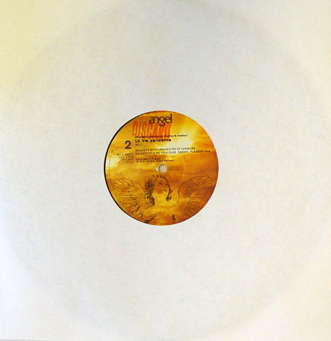 "Offenbach Vinyl 12"""