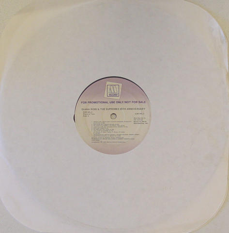 Diana Ross & The Supremes Vinyl 12""