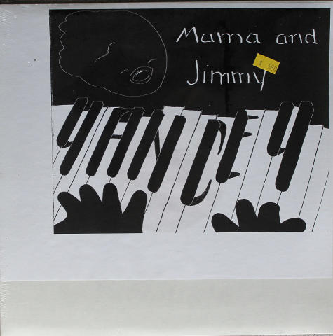 """Mama and Jimmy Yancey Vinyl 10"""" (New)"""