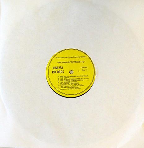 """Jennifer Jones Vinyl 12"""""""