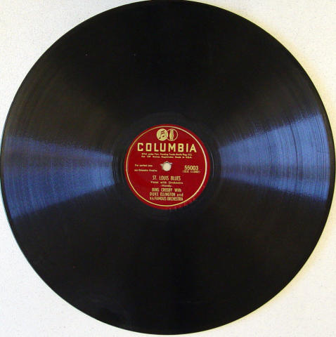 Bing Crosby / Duke Ellington 78