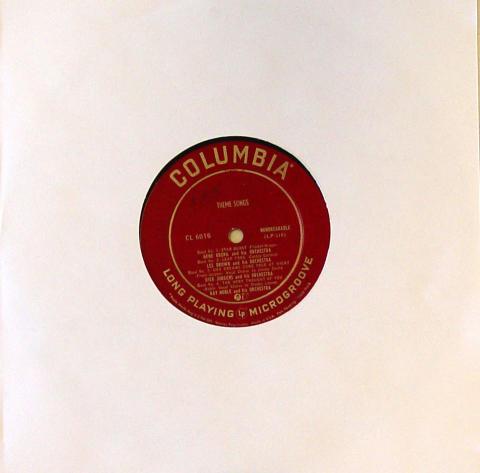 """Theme Songs Vinyl 10"""" (Used)"""