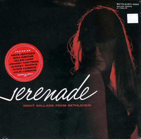 """Serenade: Night Ballads From Bethlehem Vinyl 10"""" (New)"""