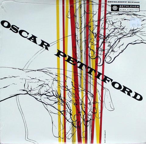 "Oscar Pettiford Vinyl 10"" (New)"