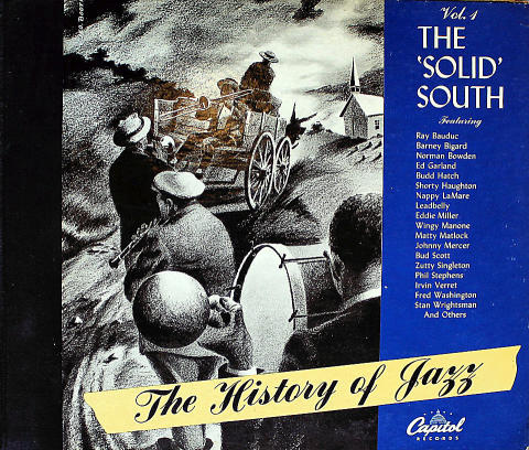 The History Of Jazz: The Solid South, Vol. 1 78