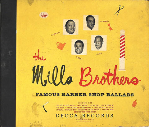 The Mills Brothers 78
