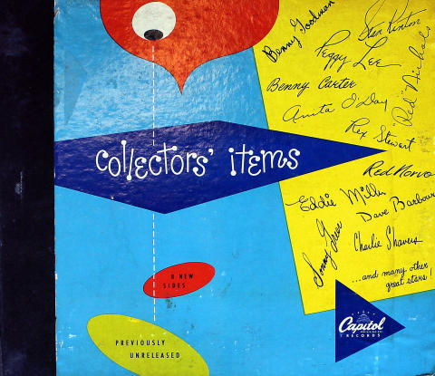 Collector's Items: Top Drawer Jazz Classics 78