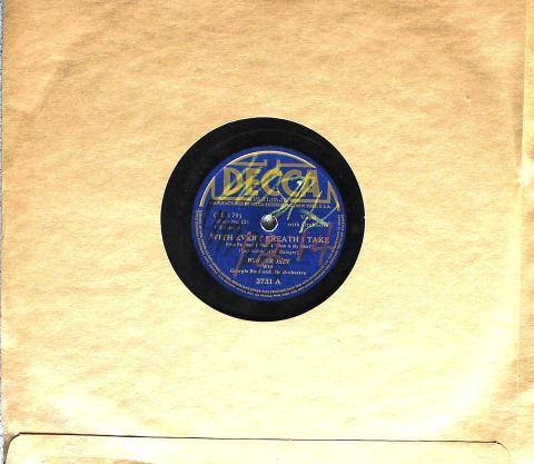 Bing Crosby / Georgie Stroll 78
