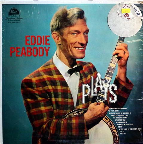 """Eddie Peabody Vinyl 12"""""""
