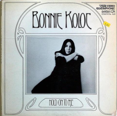 """Bonnie Koloc Vinyl 12"""""""