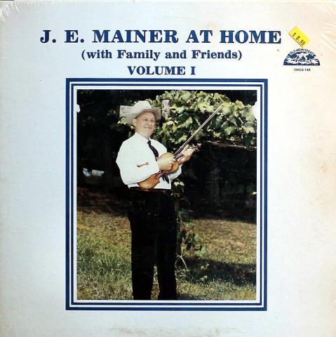 """J.E. Mainer Vinyl 12"""""""