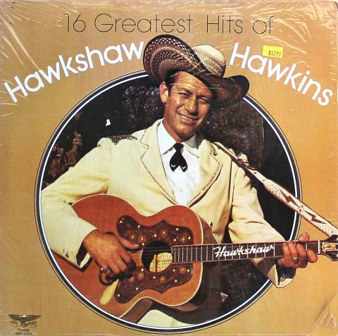 "Hawkshaw Hawkins Vinyl 12"""