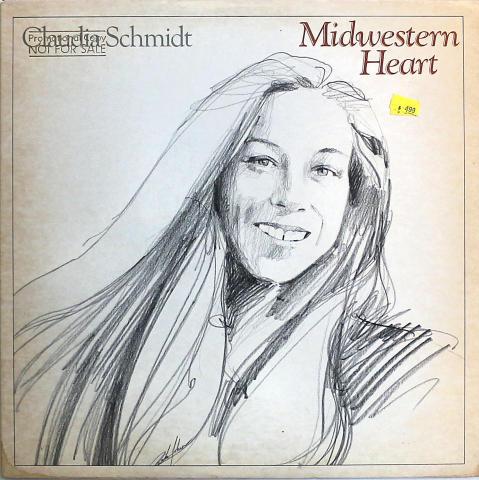 """Claudia Schmidt Vinyl 12"""""""