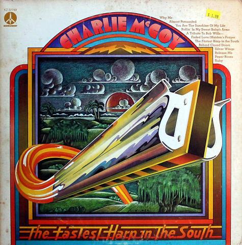 "Charlie McCoy Vinyl 12"""