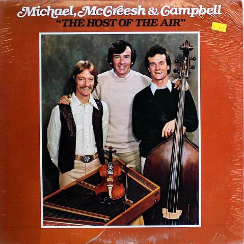 "Michael, McCreesh & Campbell Vinyl 12"""