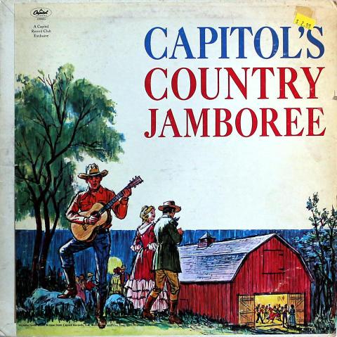 """Capitol's Country Jamboree Vinyl 12"""""""