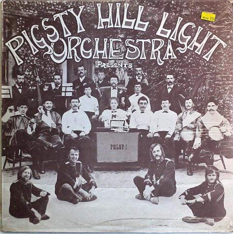 "Pigsty Hill Light Orchestra Vinyl 12"""