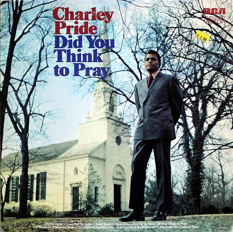 """Charley Pride Vinyl 12"""""""
