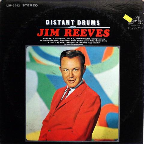 """Jim Reeves Vinyl 12"""""""