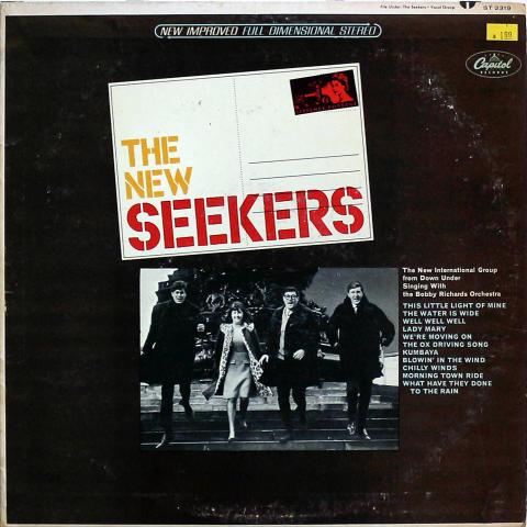 """The New Seekers Vinyl 12"""""""