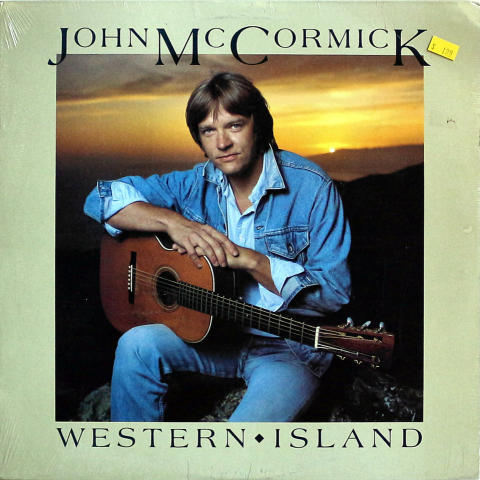 "John McCormick Vinyl 12"""
