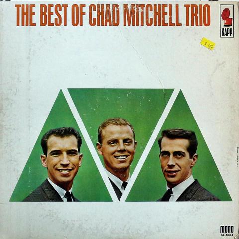 """Chad Mitchell Trio Vinyl 12"""""""
