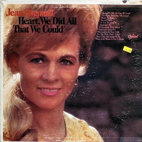 "Jean Shepard Vinyl 12"""