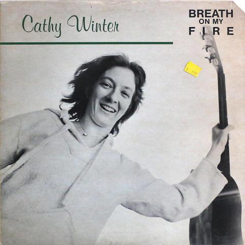 """Cathy Winter Vinyl 12"""""""