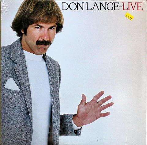 "Don Lange Vinyl 12"""