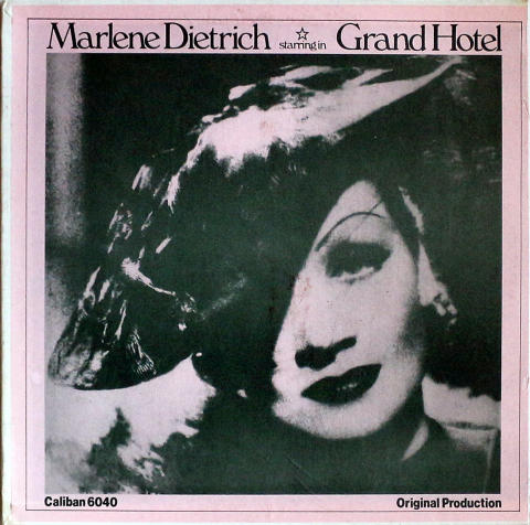 "Grand Hotel Vinyl 12"""