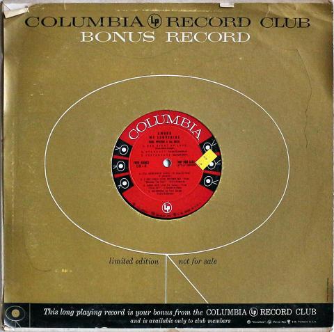 "Paul Weston & His Orchestra Vinyl 12"" (Used)"