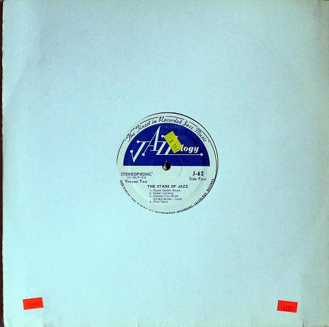 "The Stars Of Jazz: Volume Two Vinyl 12"""