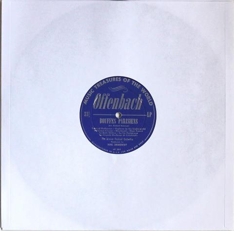 """Bouffes Parisiens / Symphonic Suite Vinyl 12"""""""