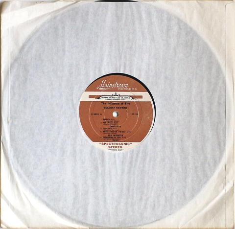 """Coleman Hawkins / Lester Young Vinyl 12"""""""