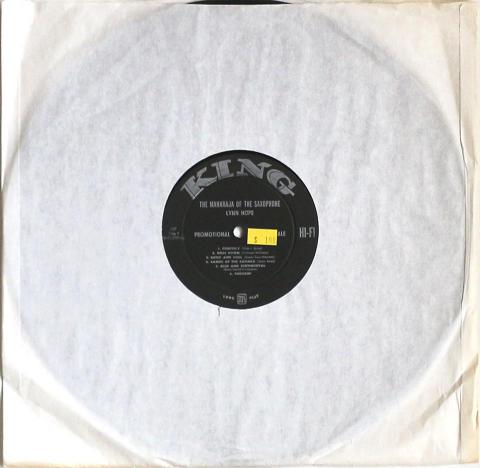 """Lynn Hope Vinyl 12"""""""