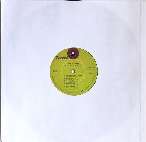 """Grand Funk Railroad Vinyl 12"""""""