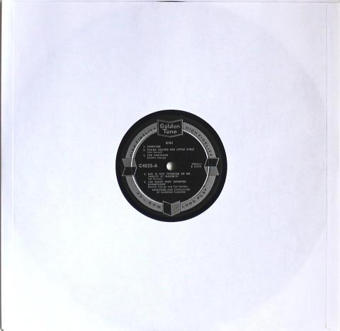 """Gigi Vinyl 12"""""""