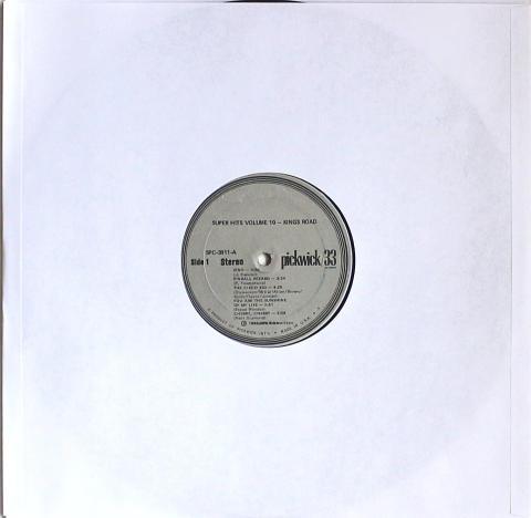 """Super Hits Volume 10: Kings Road Vinyl 12"""""""