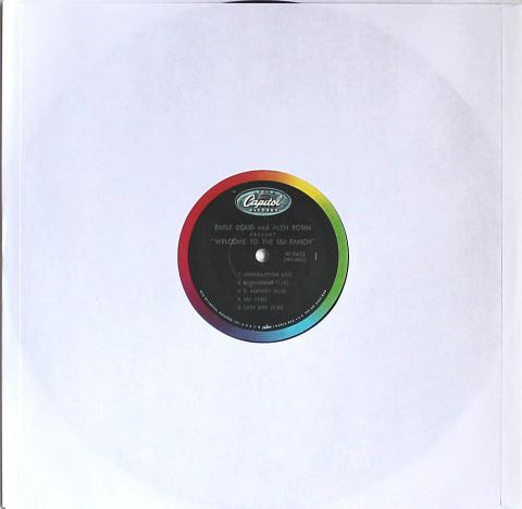 "Earle Doud And Alen Robin Vinyl 12"""