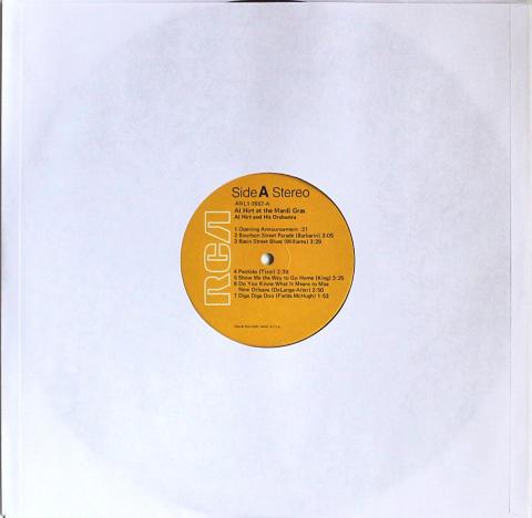 """Al Hirt And His Orchestra Vinyl 12"""""""