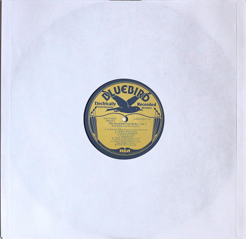 """Fats Waller And His Rhythm Vinyl 12"""" (Used)"""