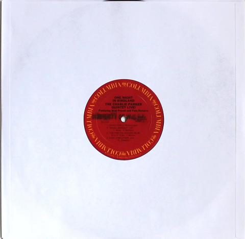 "Charlie Parker / Bud Powell / Fats Navarro Vinyl 12"""