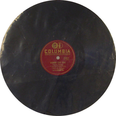 Xavier Cugat And His Orchestra 78