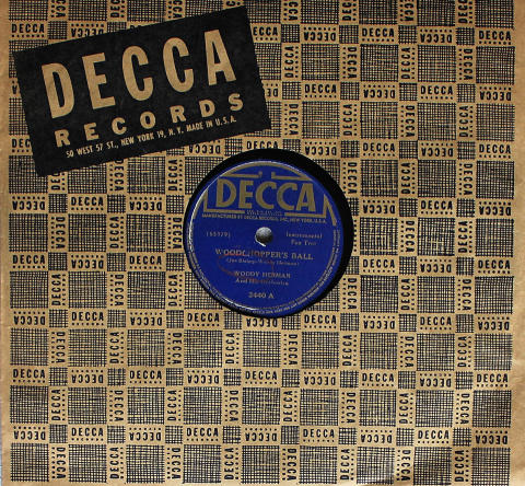 Woody Herman & His Orchestra 78